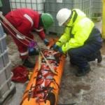 FREC Aberdeen rope snow
